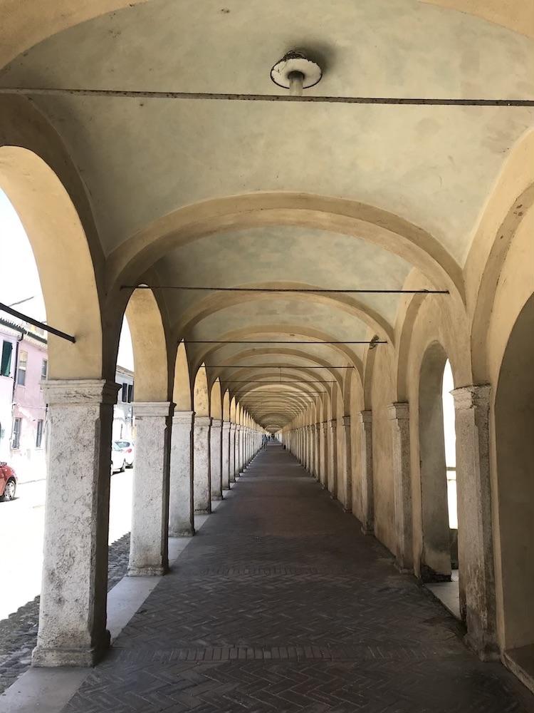 Comacchio, Lidi ferraresi, Little Venice, eel,
