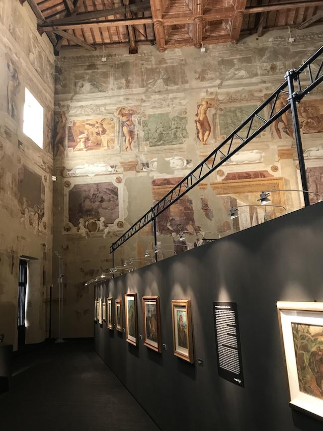 Antonio Ligabue, Gualtieri, Sala dei Giganti, Emilia Romagna, fiume Po, Volevo nascondermi, Elio Germano