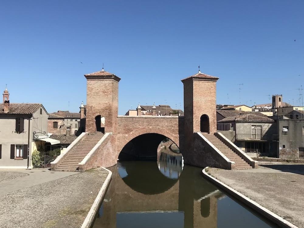 Comacchio, Lidi ferraresi, Ponte Treponti, Piccola Venezia