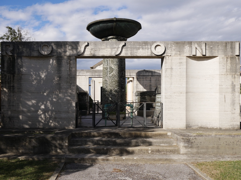 Cultural tourism, Rationalist architecture, beauty, ideal city, Edmondo Rossoni, Emilia Cultural tourismRomagna, Italy, Tresigallo